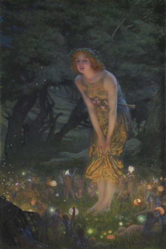 hughes - midsummer