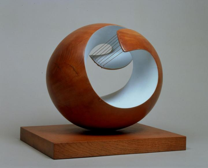 Pelagos 1946 by Dame Barbara Hepworth 1903-1975