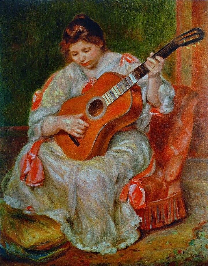 renoir guitar